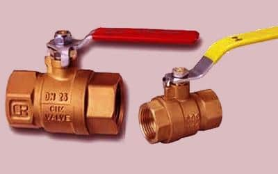 Copper Ball Valves