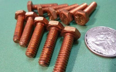 Cupro Nickel 90/10 Bolts