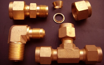 Cupro Nickel 70/30 Ferrule Fittings
