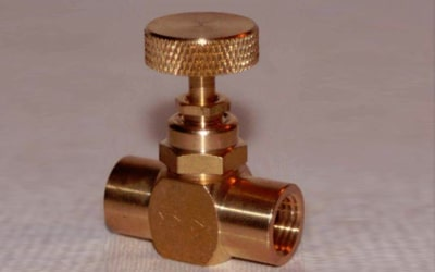 Cupro Nickel 90/10 Needle Valves