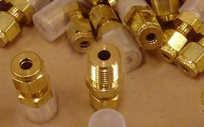 Cupro Nickel 70/30 Compression Fittings