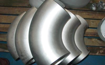 Monel Alloy ASTM B366 ANSI B16.9 Elbow