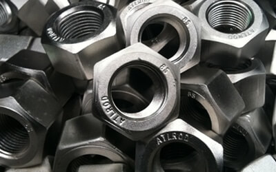 Hastelloy Alloy C22 Nuts