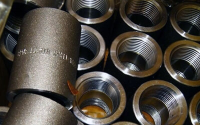 Stainless steel F316 ASTM A182 Coupling
