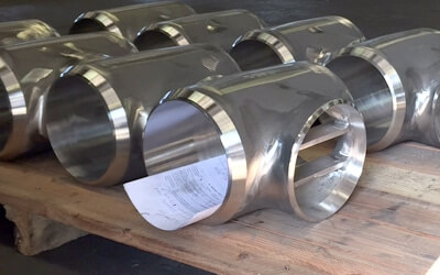 ASTM A182 Alloy Steel F1 Tee