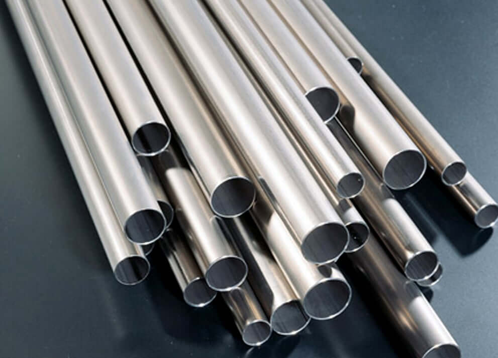 Nickel Pipes and Tubes