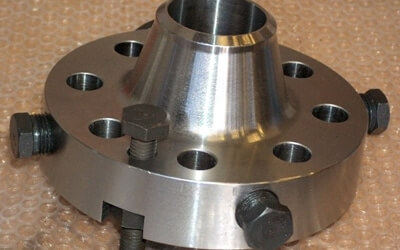 Duplex Stainless Steel S31803 ASTM A182 ANSI B16.5, B16.47 Orifice Flanges