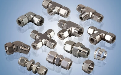 SS 304H Tube Fittings